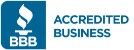 Better Business Bureau Accreditation Logo